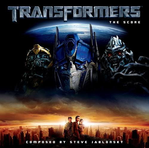 Transformers Score OST