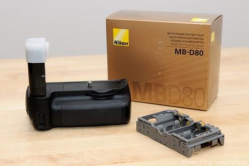 MB-D80