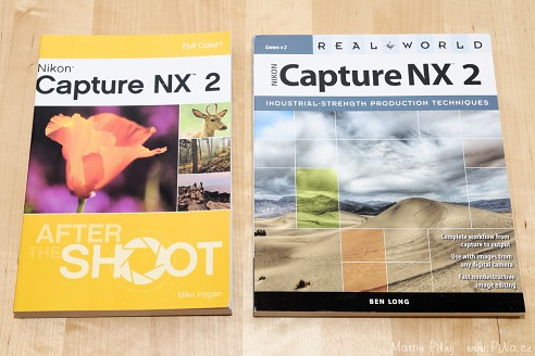 Capture NX 2 Books