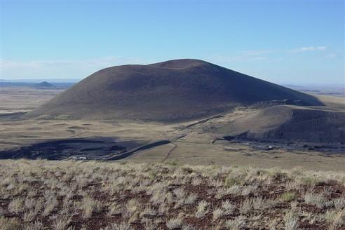 Merriam Crater