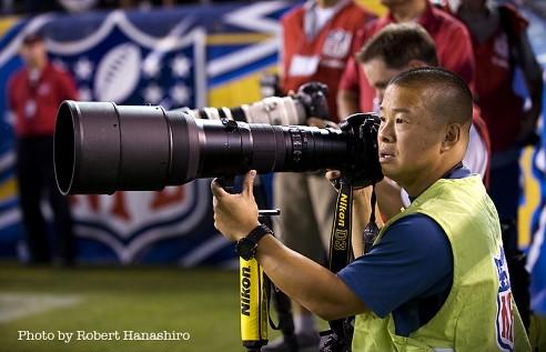 Sideline Fotograf