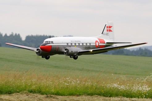 DC-3 VENNERNE