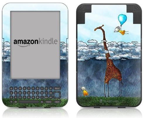 Kindle 3 Skin