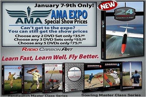 AMA Specials od RCA