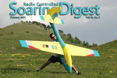 RC Soaring Digest 28