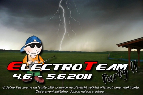 Electro Team Party II