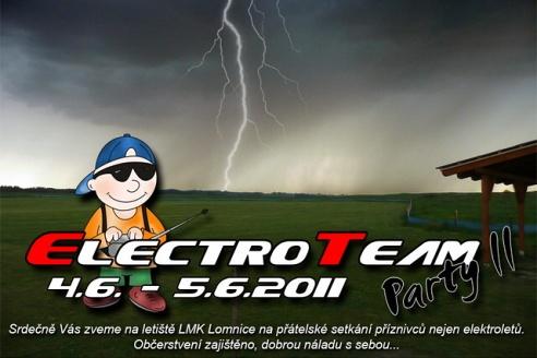 Electro Team Party II