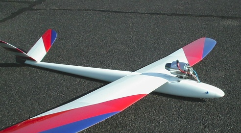 Opus V Jet Glider
