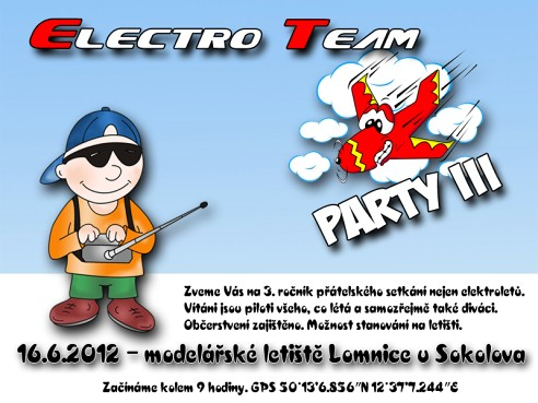 Electro Team Party III
