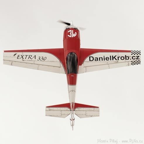 Extra 330 Daniela Kroba