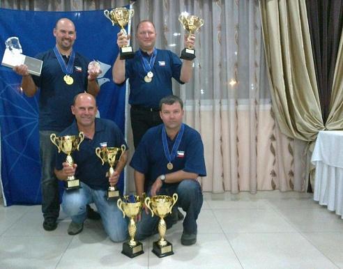 Czech F5D Team