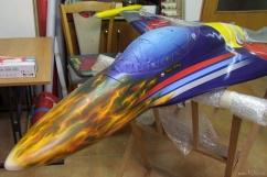 Wild Hornet Red Bull