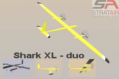 Shark XL Duo