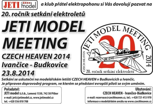 Jeti Model Meeting 2014