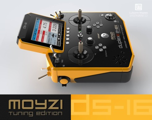 JETI DS-16 - Myozi Tuning Edition
