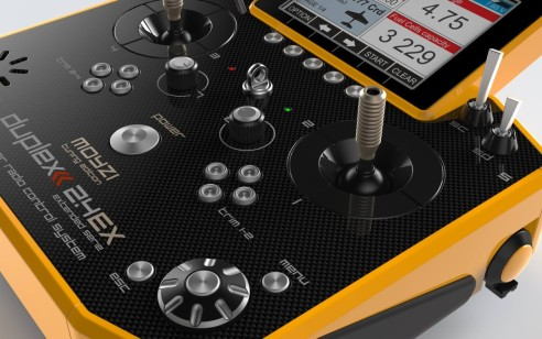 JETI DS-16 - Myozi Tuning Edition