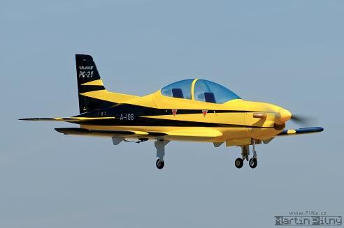 SebArt Pilatus PC-21