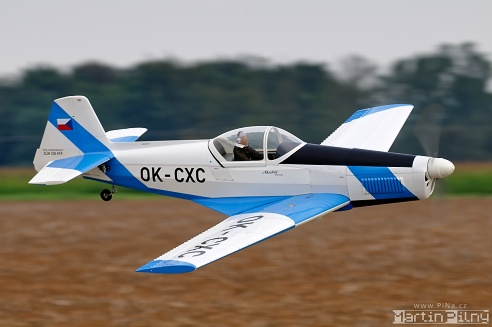 Zlin Z-256 AFS