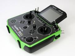 JETI DS-16 Kawasaki green