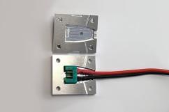 Zelený MPX konektor