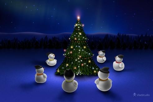 Klidné, šťastné a veselé Vánoce!