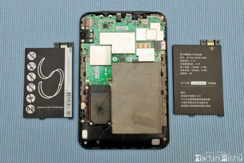 Výměna baterie Kindle