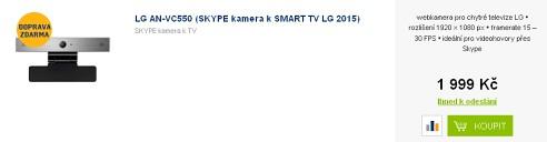Skype kamera AN-VC550