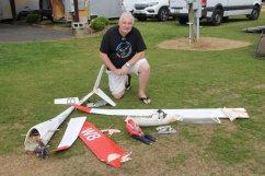 Discus 2 - crash landing