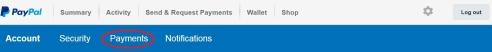 PayPal změna kurzu