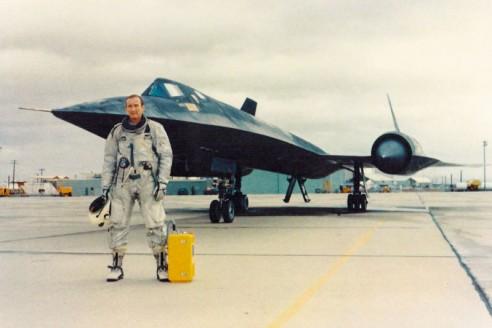 Tlakový oblek pilotů SR-71