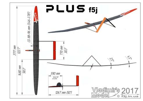 PLUS F5J