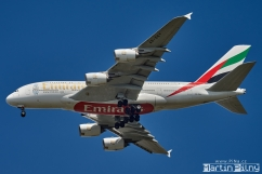 A6-EEY Airbus A380