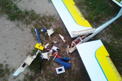 Vývrtka Crash Landing