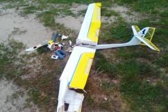 Vývrtka Crash Landing