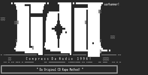 Compress 'Da Audio (CDA)