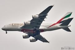 A6-EDQ Airbus A380