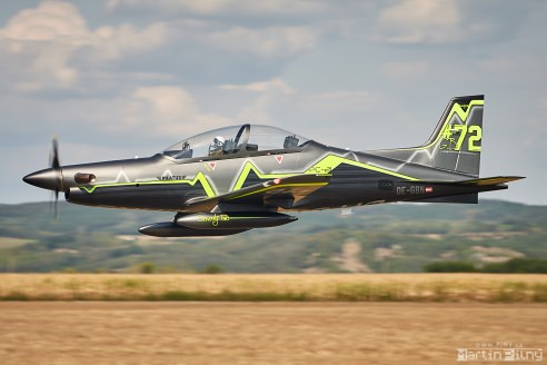 Pilatus PC-21 od Tomahawk Aviation