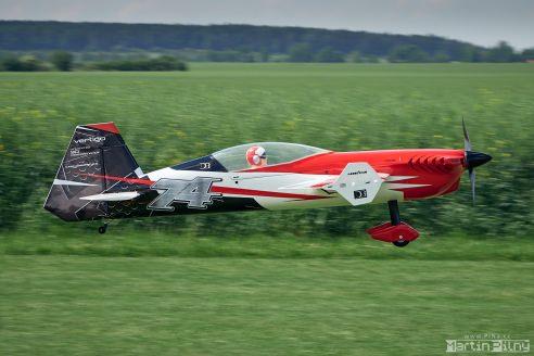 Vertigo 2M od Badan Airplane Kits