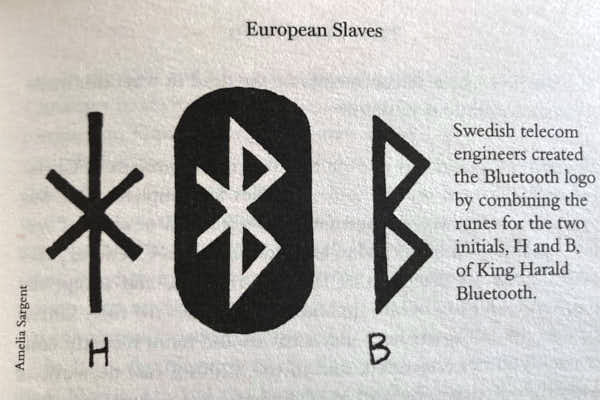 Bluetooth logo origin