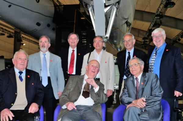 Concorde 001 1973 Participants