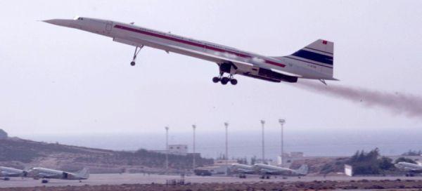 Concorde 001 - Eclispe Flight