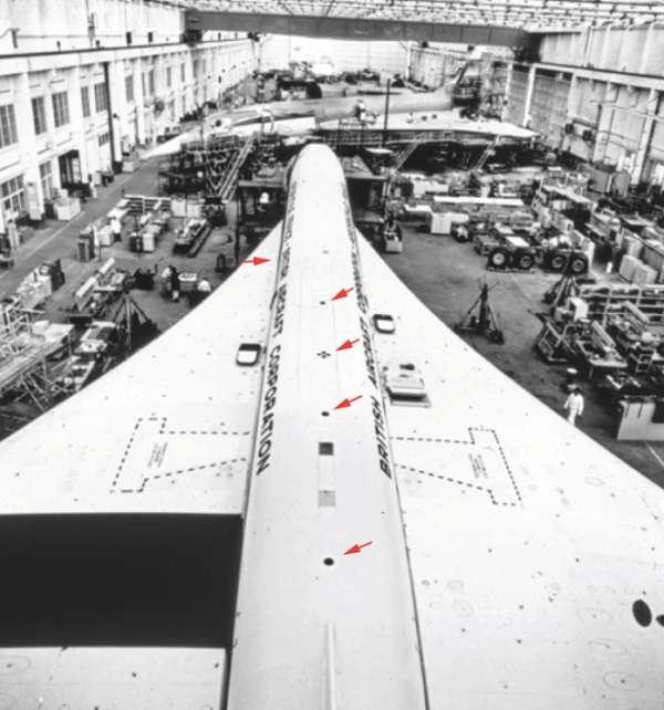 Concorde 001 - Maiden Flight