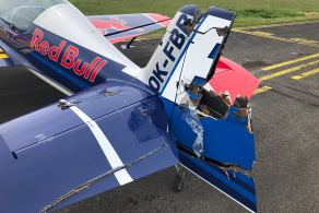 Flying Bulls Aerobatic Team Accident OK-FBB