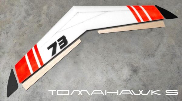 Samokřídlo Hacker Tomahawk-S